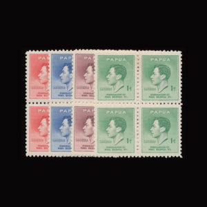 SG 154-157, 154 var.